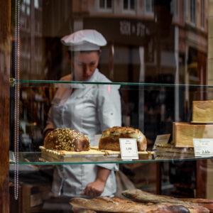 Boulangerie - vitrine