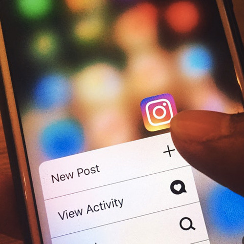 Nouveau post sur Instagram - Community manager