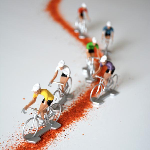Tour de France au pays du Piment d'Espelette