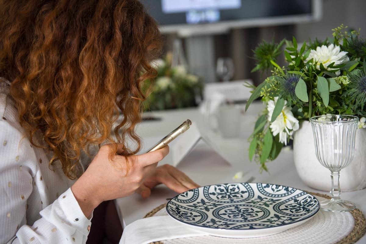 Photo en cours d'atelier floral - Agence Iltze / Pastel Créatif, Le Régina, Biarritz