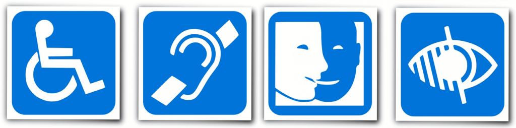 Mise en oeuvre de l'ensemble des dispositifs d'acessibilité aux personnes porteuses d'un handicap dans le cadre des formations de l'Agence Iltze