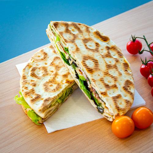 Photo de sandwich norvegien par Etienne, Agence Iltze pour EdIntegral